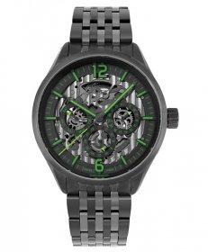ユーロパッションウォッチ EP-S EP298-20 自動巻 腕時計 メンズ EURO PASSION WATCH ブラック メタルブレス