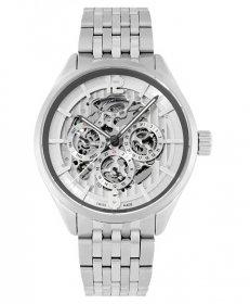 ユーロパッションウォッチ EP-S EP298-22 自動巻 腕時計 メンズ EURO PASSION WATCH シルバー メタルブレス
