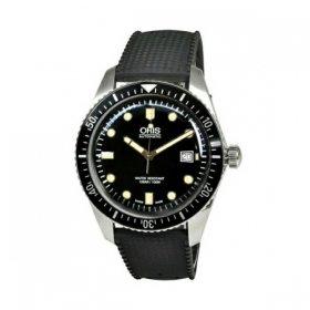 オリス ダイバーズ 65  73377204054R 腕時計 メンズ ORIS  ラバーストラップ 自動巻き プレゼント ラッピング無料