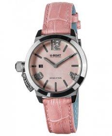 ユーボート クラシコ 38 ピンクマザーオブパール 8480PK 腕時計 レディース U-BOAT CLASSICO 38 Pink Mother of pearl