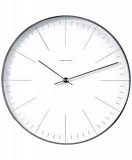 即納可能!ユンハンス 367 6049 00 マックスビル Max Bill Wall Clock 掛時計 JUNGHANS  367/6049.00 367604900