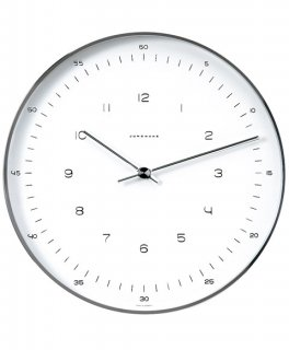 ���ϥ� �ޥå����ӥ� 367/6048.00���ݻ��� JUNGHANS��Max Bill Wall Clock