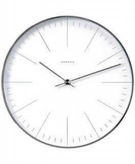 即納可能!ユンハンス 367/6046.00 マックスビル Max Bill Wall Clock 掛時計  JUNGHANS 367604600