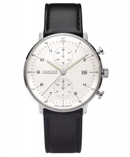 ���ϥ� �ޥå����ӥ� 027/4800.00���ӻ��� ��� JUNGHANS Max Bill Chronoscope