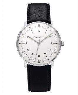 特価品 ユンハンス マックスビル 027 3500 00 自動巻 腕時計 メンズ JUNGHANS Max Bill 027/3500.00 レザーストラップ