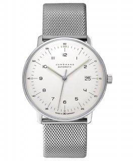 特価品 ユンハンス マックスビル 027 4700 00m 自動巻き 腕時計 メンズ JUNGHANS Max Bill Automatic 027/4700.00M クロノグラフ