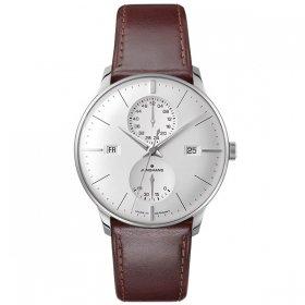 特価品 ユンハンス マイスター アジェンダ 027 4364 00 ドイツ語表示 腕時計 メンズ JUNGHANS Meister Agenda 027/4364.00 自動巻