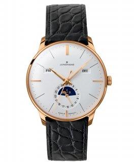 海外取寄せ(納期:約2〜3ヶ月後) ユンハンス マイスター カレンダー 027 7203 01 腕時計 メンズ JUNGHANS Meister  027/7203.01 027720301