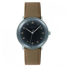 特価品 ユンハンス マックスビル 027 3401 00 腕時計 メンズ JUNGHANS Max Bill Automatic 027/3401.00 自動巻 レザーストラップ