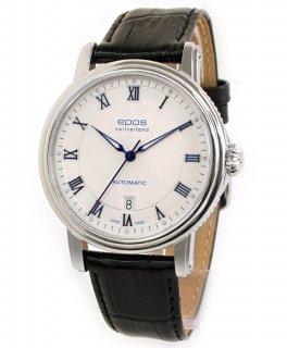 エポス 3390RWH 腕時計 メンズ 自動巻き epos EPOS