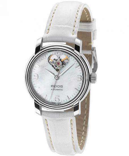 エポス 4314HTWHP レディース 腕時計 自動巻 epos EPOS