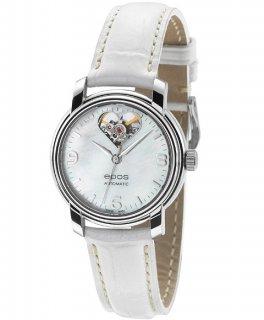 エポス エモーション 4314HTWHP レディース 腕時計 自動巻き epos Emotion