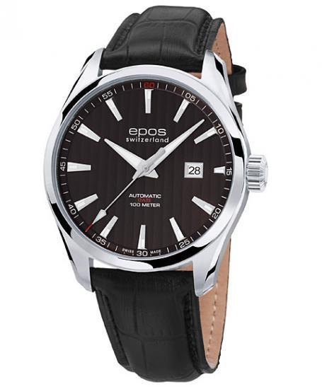 エポス 3401BK 腕時計 メンズ 自動巻き epos EPOS