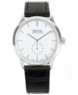 エポス 3408WH 腕時計 メンズ 手巻き epos EPOS