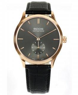 特価 55%OFF! エポス オリジナーレ 3408GPGY 手巻き 腕時計 メンズ epos Originale ゴールド レザーストラップ