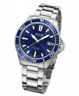 エポス 3413BLM 腕時計 メンズ 自動巻き epos EPOS Sportive