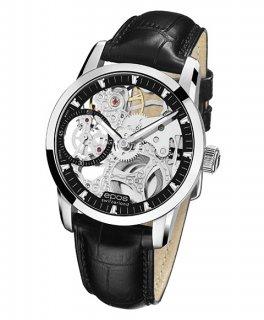 エポス 3424SKBK 腕時計 メンズ 手巻き epos EPOS