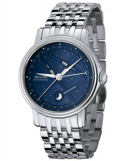 即納可能!エポス ナイトスカイ 3391BLM 腕時計 メンズ 自動巻き epos EPOS