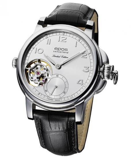 エポス 3419OHASL LTD222 腕時計 メンズ 手巻き epos EPOS