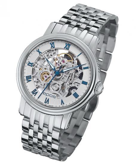 海外取り寄せ品 エポス 3390SKRWHM 腕時計 メンズ 自動巻き epos EPOS