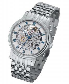 エポス 3390SKRWHM 腕時計 メンズ 自動巻き epos EPOS