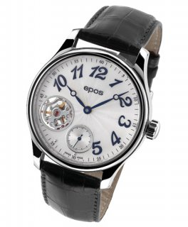 エポス 3369SL 腕時計 メンズ 手巻き epos EPOS