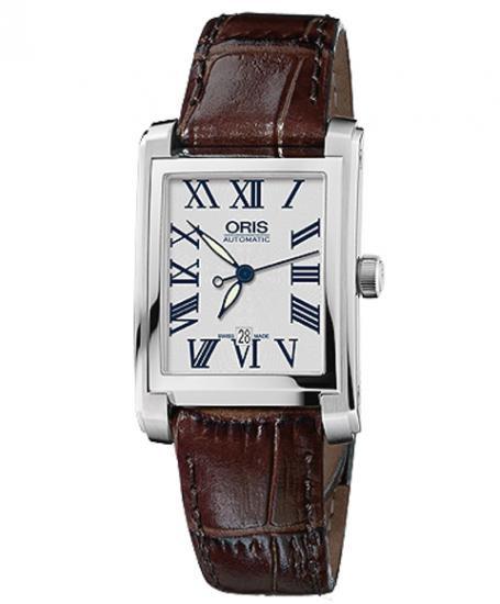 即納可能! オリス レクタンギュラー デイト 56176564071D 約38mm×W24.5mm 腕時計 ユニセックス 自動巻き オリス ORIS Rectangular DA…