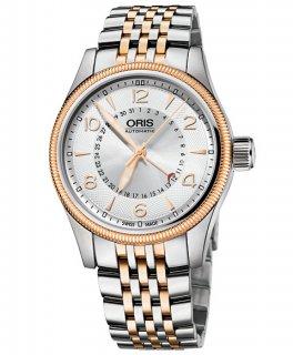 オリス ビッグクラウン ポインターデイト 75476794361M 腕時計 メンズ ORIS Big Crown 754 7679 4361M メタルブレス アウトレット