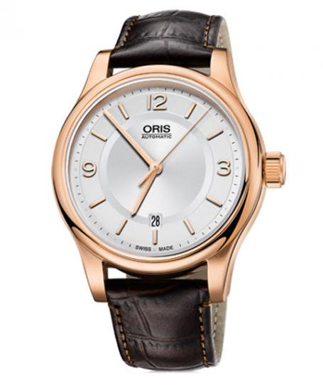 オリス クラシック デイト 73375944831F メンズ 腕時計 自動巻き ORIS Classic