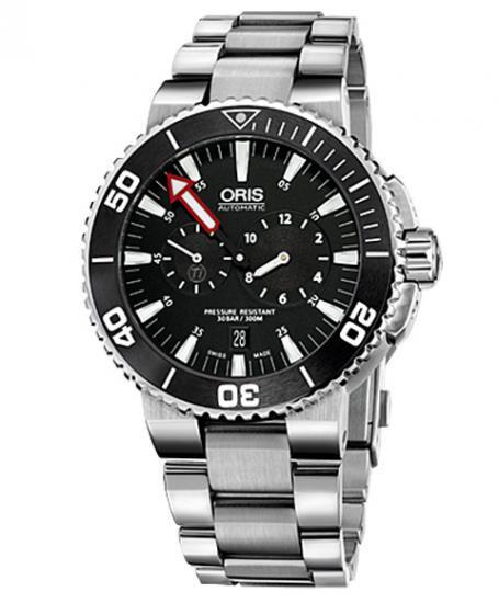 海外取寄せ オリス アクイス レギュレーター マイスタータオハー 74976777154-Set メンズ 腕時計 ORIS