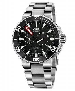 オリス アクイス レギュレーター マイスタータオハー 74976777154-Set メンズ 腕時計 ORIS