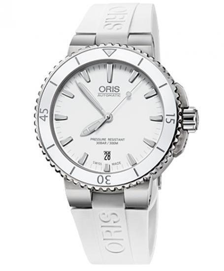 海外取寄せ(納期:約2~3ヶ月) オリス アクイス デイト 73376764156R ダイバーズ メンズ 腕時計 自動巻き ORIS Aqu…