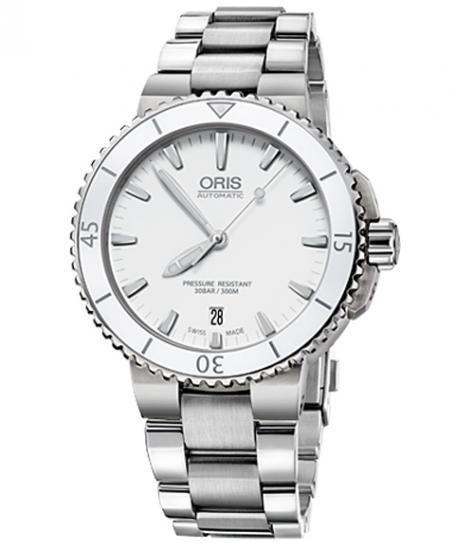 海外取寄せ(納期:約2~3ヶ月) オリス アクイス デイト 73376764156M ダイバーズ メンズ 腕時計 自動巻き ORIS Aqu…