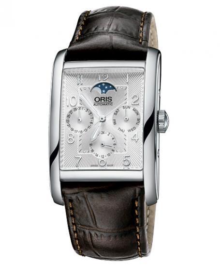 オリス レクタンギュラー コンプリケーション メンズ 腕時計 58276944061D  Rectangular Complicati