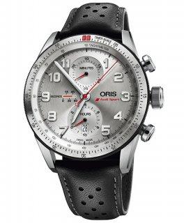オリス アウディスポーツ リミテッドエディション 77476617481D メンズ 腕時計 ORIS Audi Sport 774 7661 7481D