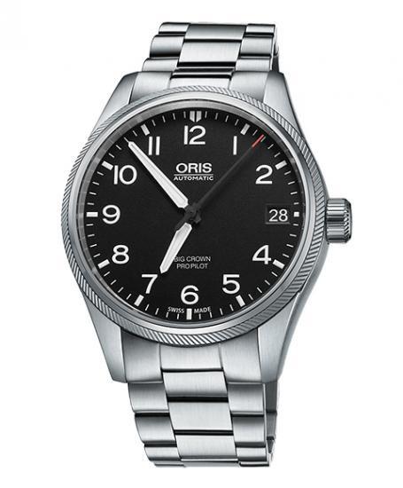 オリス ビッグクラウン プロパイロット 75176974164M メンズ 腕時計 ORIS Big Crown