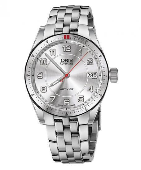 オリス アーティックス GT デイト 73376714461M メンズ 腕時計 自動巻き ORIS Artix GT