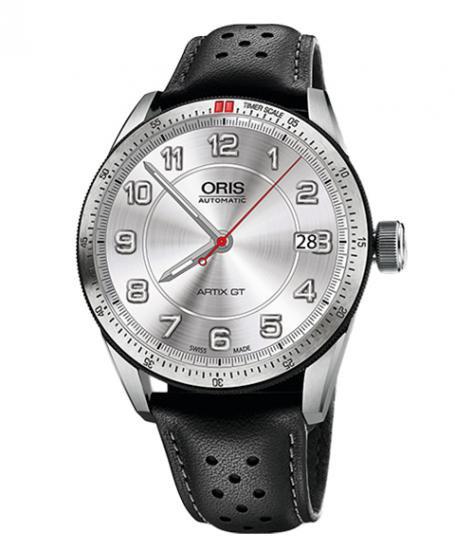 オリス アーティックス GT デイト 73376714461D メンズ 腕時計 自動巻き ORIS Artix GT