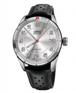 オリス アーティックス GT デイト 73376714461D 腕時計 メンズ 自動巻き ORIS Artix GT レザーストラップ 733 7671 4461D