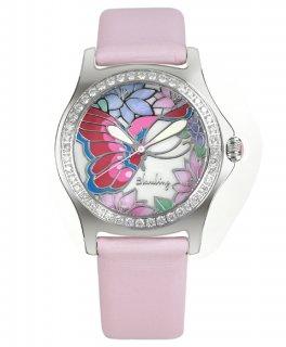 ワケあり アウトレット Blauling 【 ブローリング レディース 腕時計 BL10-06 】Papillon 1