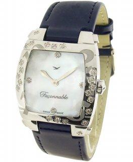 ワケあり アウトレット Faconnable【ファソナブル ドームクローバーダイヤ Lady's 腕時計 FDOCLD3】替ベル