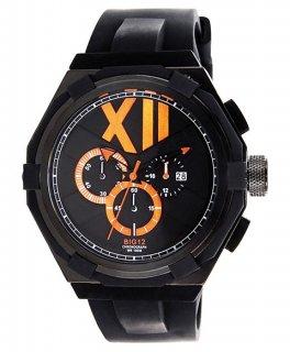 ワケあり アウトレット 73%OFF! ジェットセット J1131B-037 BIG XII クロノグラフ 腕時計 メンズ JET SET