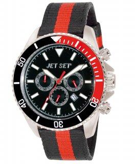 ワケあり アウトレット 73%OFF! JET SET ジェットセット 腕時計 J21203-11 SPEEDWAY クロノグラフ