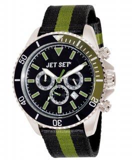 ワケあり アウトレット 73%OFF! ジェットセット J21203-16 SPEEDWAY クロノグラフ 腕時計 メンズ JET SET クロノグラフ