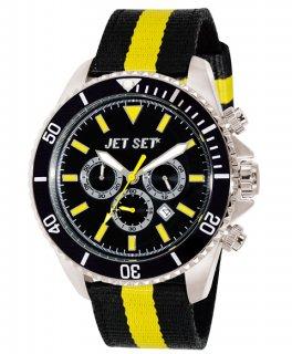 ワケあり アウトレット 73%OFF! JET SET ジェットセット 腕時計 J21203-20SPEEDWAY クロノグラフ