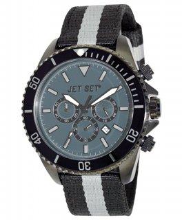 ワケあり アウトレット 73%OFF! JET SET ジェットセット 腕時計 J2120B-12SPEEDWAY クロノグラフ