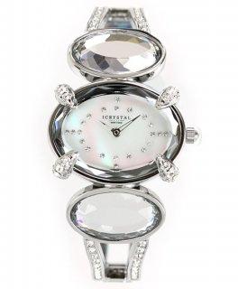 ワケあり アウトレット ICRYSTAL【アイクリスタル レディース 腕時計 W-2801】
