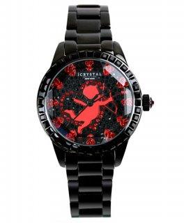 ワケあり アウトレット ICRYSTAL【アイクリスタル レディース 腕時計 W-3203】