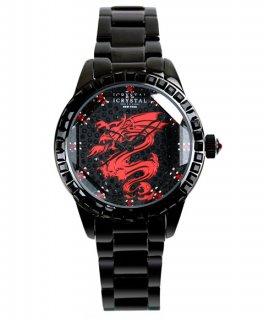 ワケあり アウトレット ICRYSTAL【アイクリスタル レディース 腕時計 W-3201】