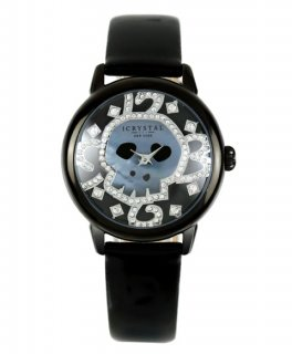 ワケあり アウトレット ICRYSTAL【アイクリスタル レディース 腕時計 W-3402】